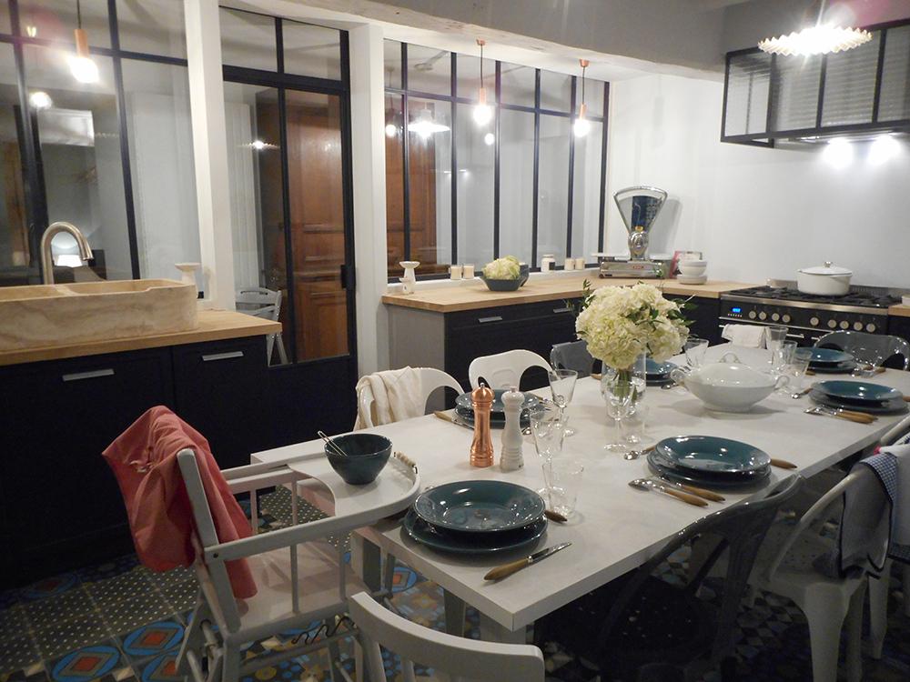 Verri re atelier cuisine mission m6 d co verriere for M6 deco fr